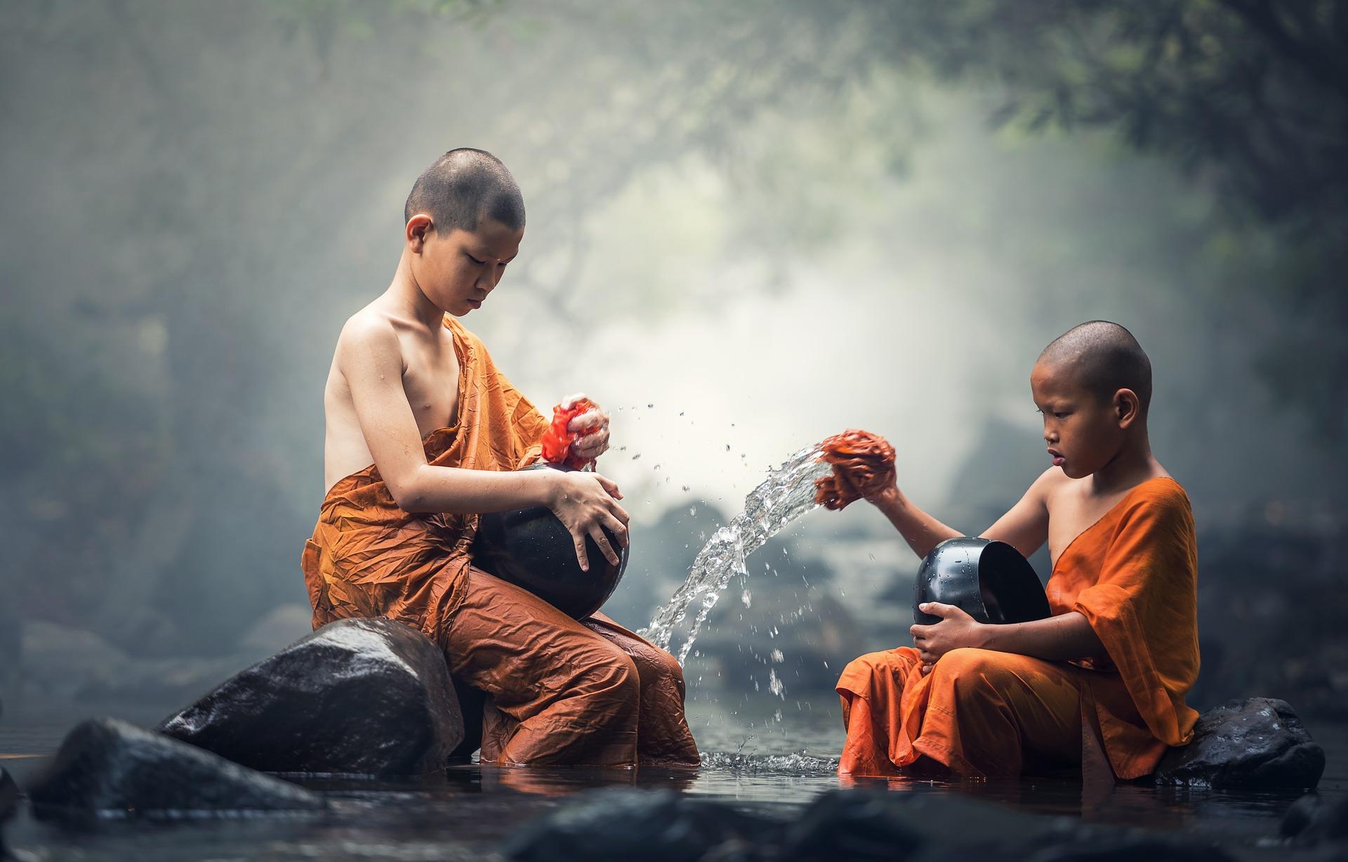 Massage laval enfants