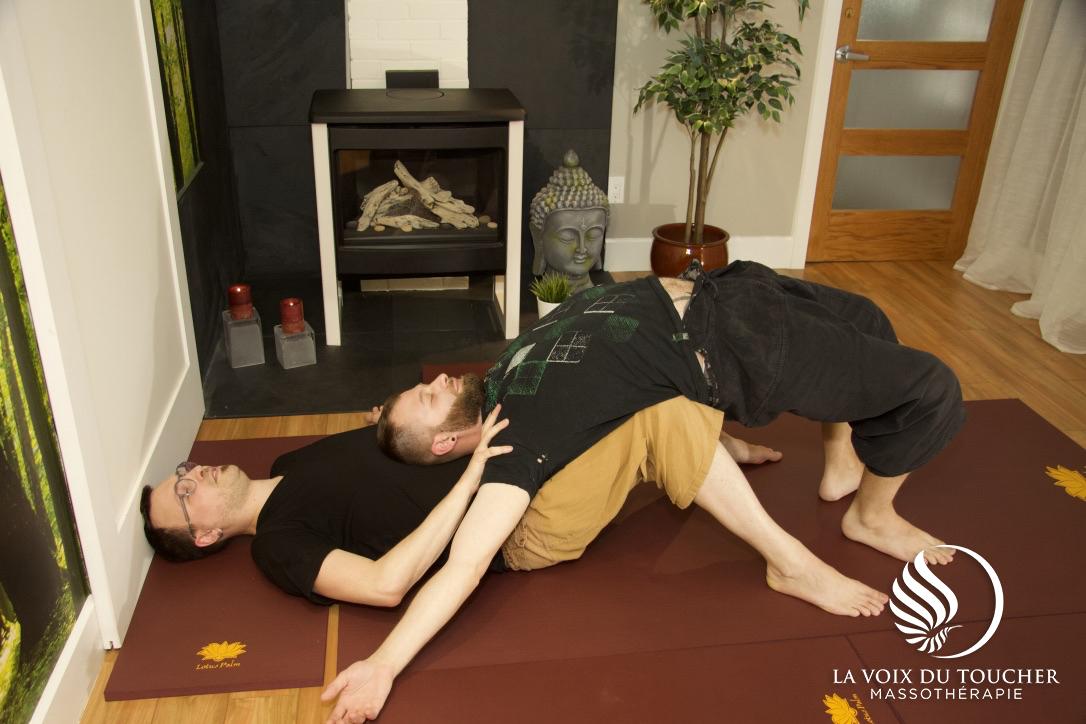 La voix du toucher - massage thailandais - pont