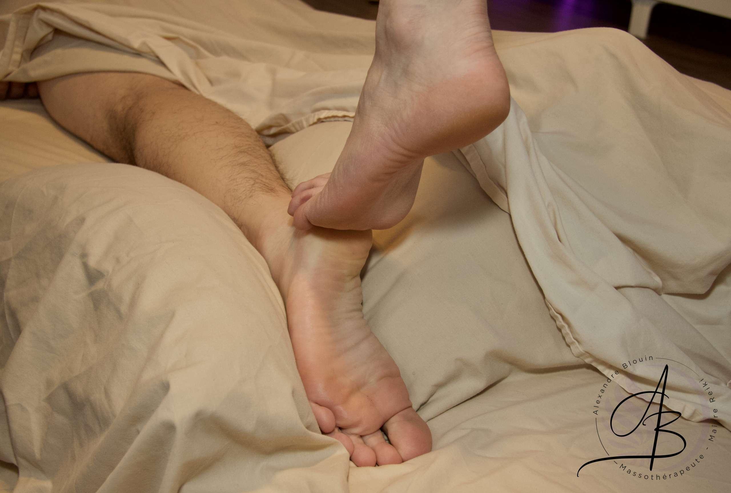 Massothérapie Alexandre Blouin massage Ashiatsu