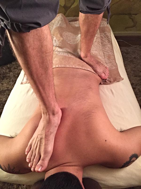 La voix du toucher - massage ashiatsu