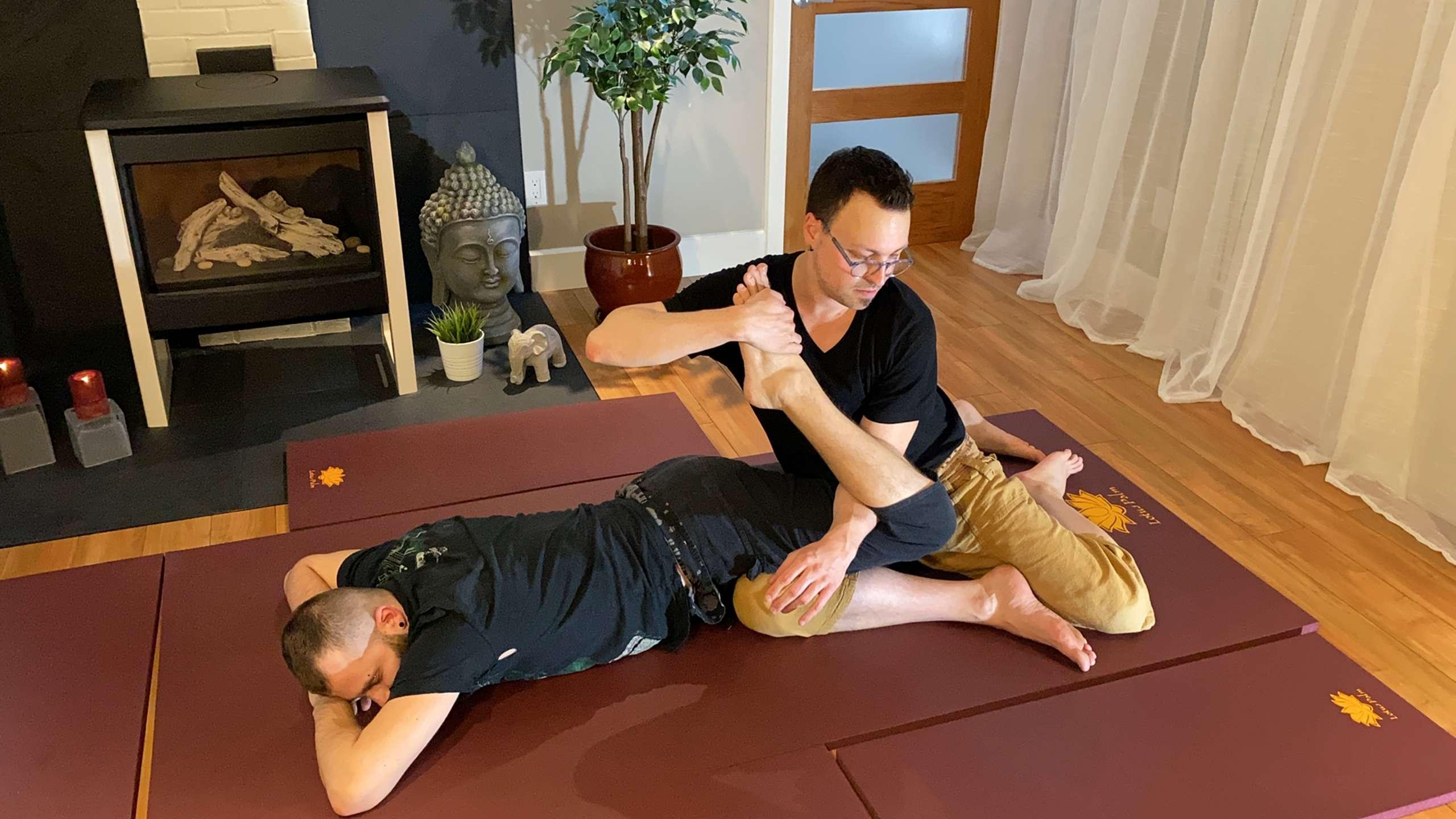 Massothérapie Alexandre Blouin Massage Thailandais 3