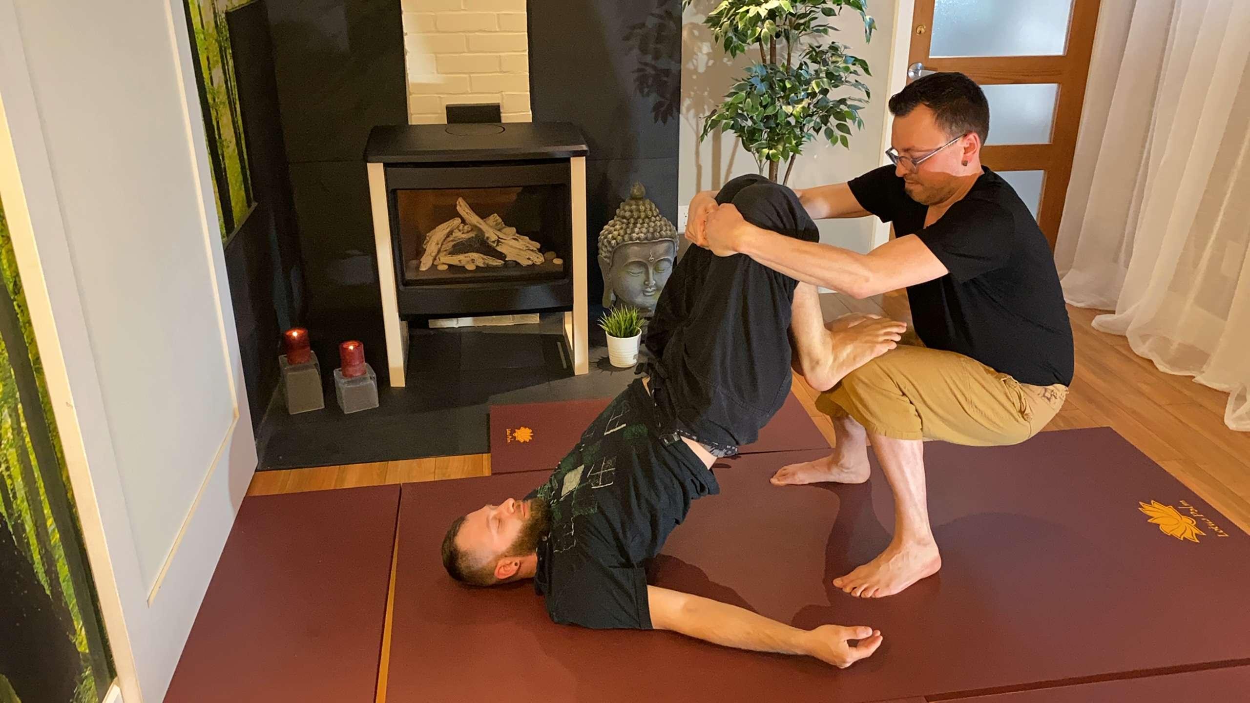 Massothérapie Alexandre Blouin Massage Thailandais 4